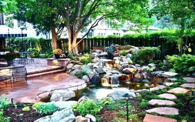Start Your Landscape Design Planning Now